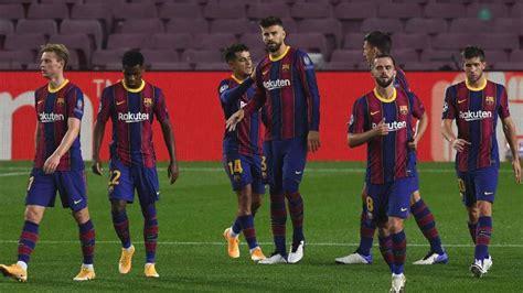 Barcelona Name Squad for La Liga Clash With Real Madrid ...