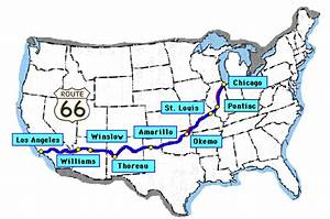Route 66 Home Page