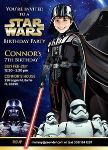 Turn Your Kid Into A Darth Vader Star Wars Birthday Party
