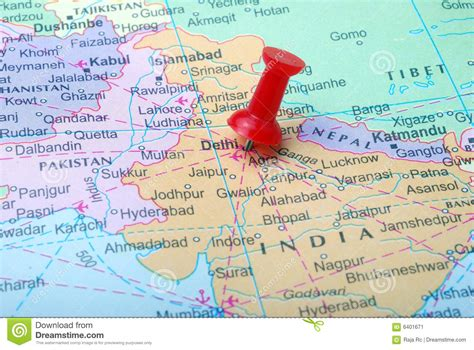 push pin map india map stock image image of trophical abstract india