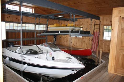 Overhead Boat Lift Systems