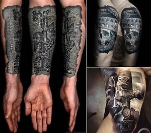Tatouage Demi Bras Homme : tatouage manchette homme tatouage homme page 26 my cms tatouage manchette homme l 39 ~ Melissatoandfro.com Idées de Décoration