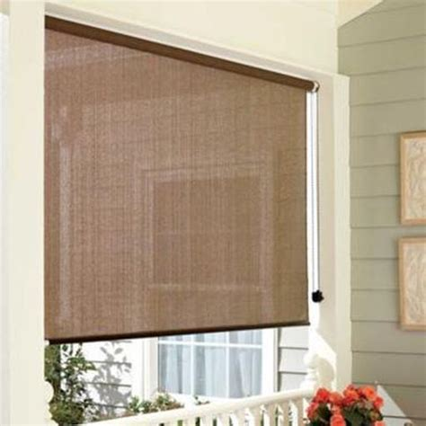 roll up solar shades home sweet home