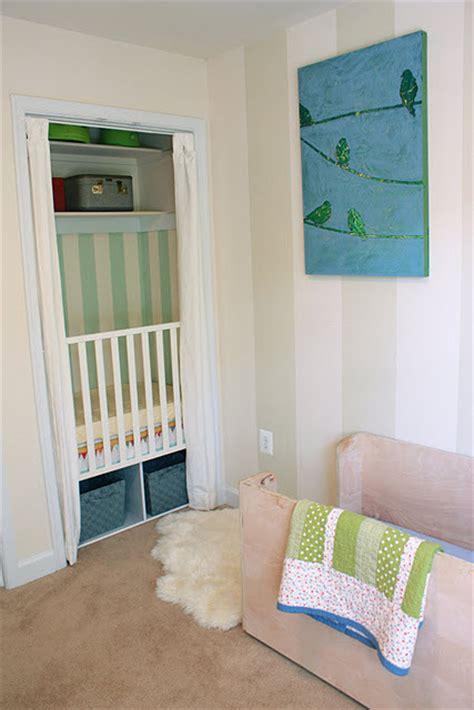 Comment Transformer Un Garderobe En Chambre D'enfant
