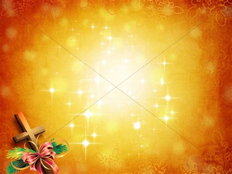 christmas cross worship background worship backgrounds