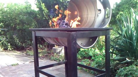 grill aus bierfass selbst gebaut doovi