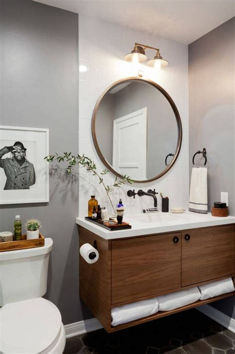 Circular Bathroom Mirrors by 15 Best Of Mirrors For Bathroom