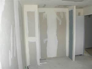 porte de placard dressing idees With faire un placard dans une chambre