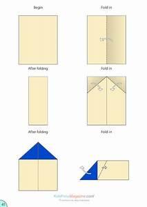 Paper Airplane Instructions  U2013 Glider Supreme