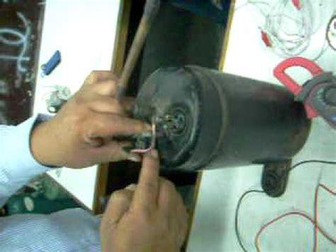 procedimiento para ubicar los 3 cales compresor