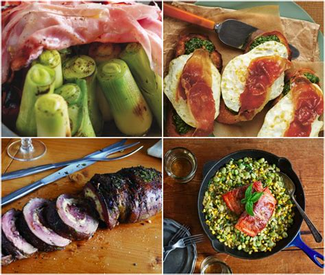 You'll find a mix of classics, new standards and a couple of underdogs that you won't want to miss. 8 Ideas For Dinner Tonight: Prosciutto - Food Republic