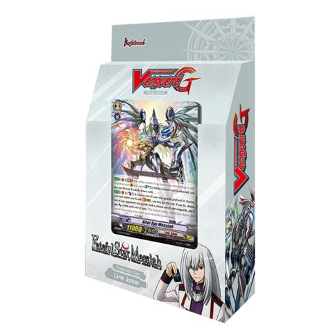 vanguard trial deck 10 cardfight vanguard g td05 trial deck fateful