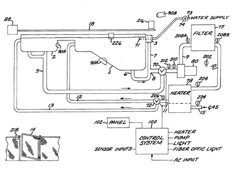 Tiger River Spa Wiring Schematic by Patent Us6747367 Controller System For Pool And Or Spa