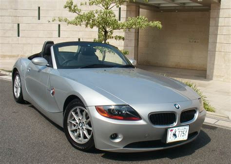 Bmw Z4 25i Roadster, 2003, Used For Sale