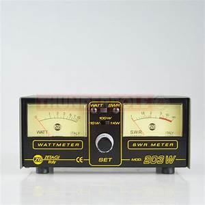 Zetagi Mod 203 Swr    Power Meter