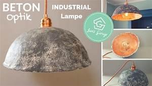 Industrial Style Möbel Selber Machen : lampenschirm selber machen lampe selber bauen ~ Michelbontemps.com Haus und Dekorationen