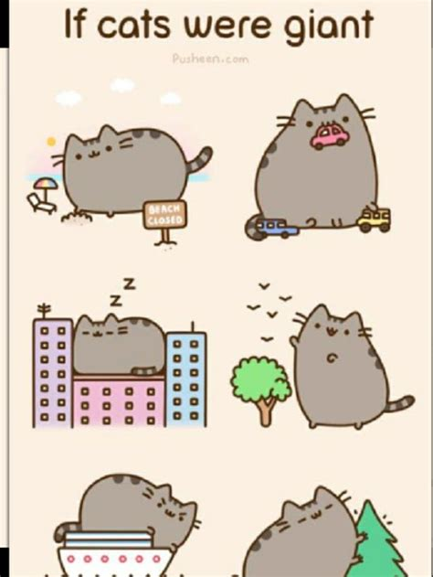 42 Best Images About Pusheen Cat On Pinterest Cats
