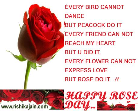 rose day messagesquoteswishesimages inspirational