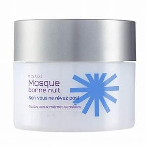 Masque De Nuit : masque nuit nocib 30 produits de beaut pas chers et ~ Melissatoandfro.com Idées de Décoration