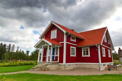 Das Schwedenhaus Holzhaus In Skandinavischem Stil by Bei Uns Erfahren Sie Wie Ein Typisches Schwedenhaus