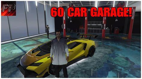 Gta V 60 Car Garage by Gta 60 Car Garage And Mod Shop Breakdown