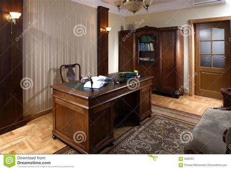 bureau d avocat bureau d 39 avocat image stock image 4350161