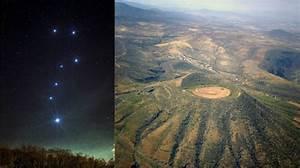 Las Siete Luminarias De Guanajuato Y Su Relaci U00f3n Con La Constelaci U00f3n De La Osa Mayor