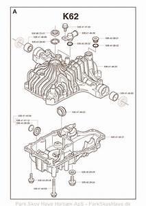 Reservedel Tuff Torq  Transmission K62  2002