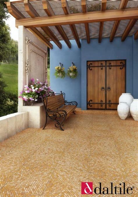 ideas techos una terraza estilo
