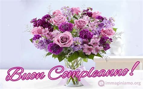 Scegli online e regala fiori per compleanno. Buon Compleanno Con Fiori Bellissimi / Immagini Di Fiori ...