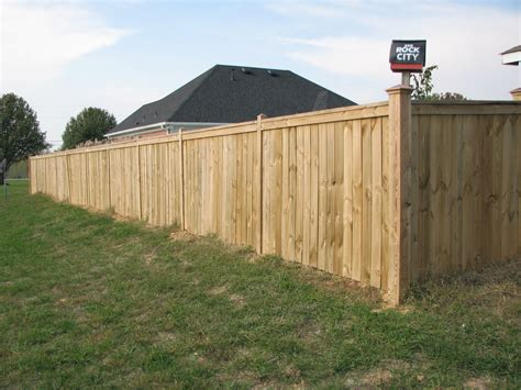 best privacy fence cap top 6ft privacy fence fence installed by rayco fences flickr