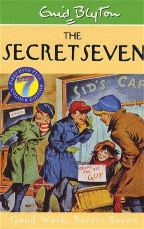 Enid Number One Reading The Secret Seven