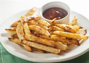 Perfect Oven Fries Baked In