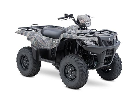 Suzuki Kingquad by 2013 Suzuki Kingquad 750axi Camo Review