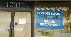 Videoflicks Is Reopening In Toronto