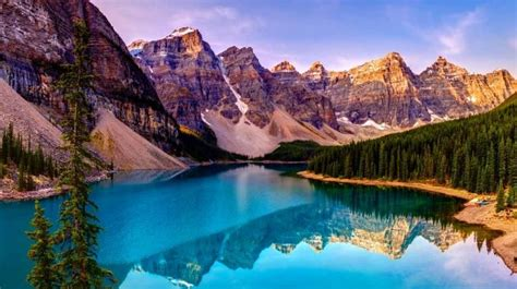 Spectacular Canadian Rockies By Trafalgar Bookmundi
