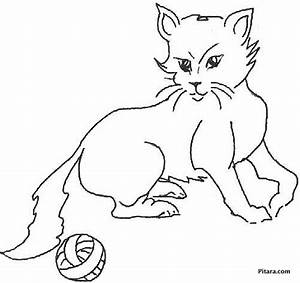 Domestic Animals Coloring Pages | Pitara Kids Network