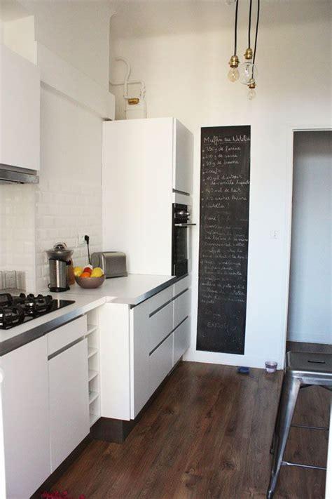 stickers muraux imitation avant apr 232 s une cuisine refaite avec brio cuisine