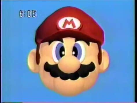 Rare Super Mario 64super Mario Rpg Footage Resurfaces