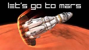 KSP: A mars mission - YouTube