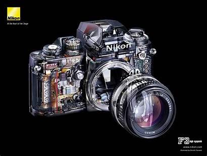 Nikon Camera Dslr Wallpapers F3 Technology Background