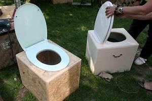 Plan De Toilette Bois : toilettes s ches soulagez l 39 environnement ~ Dailycaller-alerts.com Idées de Décoration