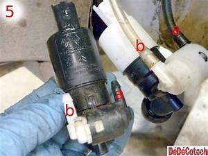 Pompe Lave Glace Megane 1 Phase 2 : changer la pompe de lave glace sur xsara picasso tuto ~ Gottalentnigeria.com Avis de Voitures