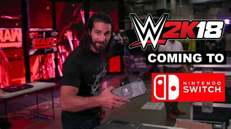 2k18 coming to nintendo switchvideo news