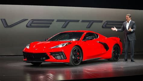 Chevrolet Reveals Brand New 2020 Corvette