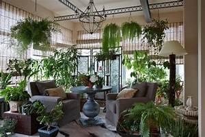 Pflanzen Für Wohnzimmer : pflanzen im gem tlichen wintergarten zimmerpflanzen und blumen pinterest winterg rten ~ Markanthonyermac.com Haus und Dekorationen