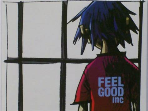 Lirik Lagu Feel Good Inc.