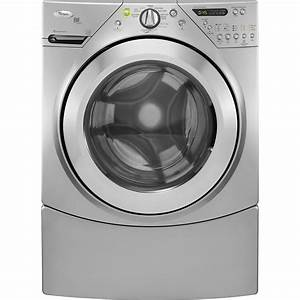 Whirlpool Front Load Washer 3 8 Cu  Ft  Wfw9550wl