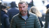 Liev Schreiber Takes His Cute Pup for a Walk in NYC ...