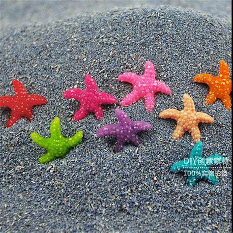 diy color small starfish wishing bottle decoration wedding birthday gift 10